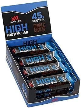 High proteína Bar – 12 PACK – 45 gramos Proteínas Pro cerrojo ...