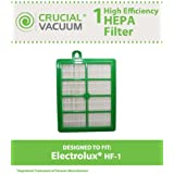 HEPA Filter for Electrolux and Eureka Sanitaire Vacuums; Compare to Electrolux Part No. H12, or Eureka Part No. HF-1; Designed & Engineered by Think Crucial