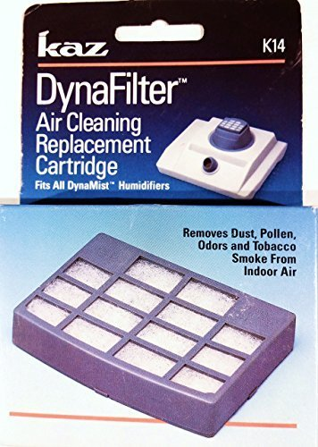 Kaz DynaFilter Air Cleaning Replacement Cartridge, Model K14 1 ea (Dynafilter Kaz)