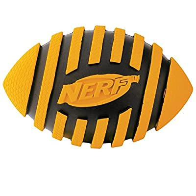 Nerf Dog Spiral Squeak Football from Amazon.com, LLC *** KEEP PORules ACTIVE ***