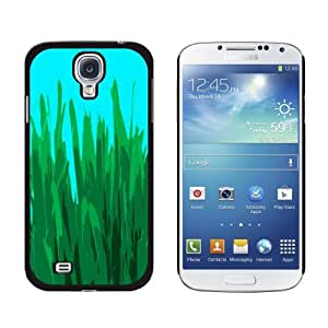 Through the Weeds - Cute Grass - Snap On Hard Protective Case for Samsung Galaxy S4 - Black by ruishername