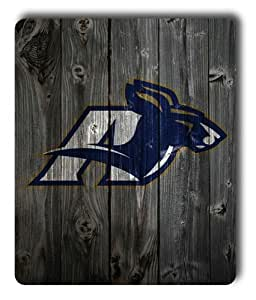 Akron Wood Rectangle Mouse Pad by eeMuse