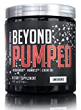 Beyond Pumped by PUMPD Labs workout amplifier. Increases nitric oxide production and intramuscular hydration and endurance. Features: HydroMax - AGMass Agmatine - Creatine - Niacin - 30 servings