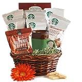 Starbucks Coffee - Starbucks Gift Basket