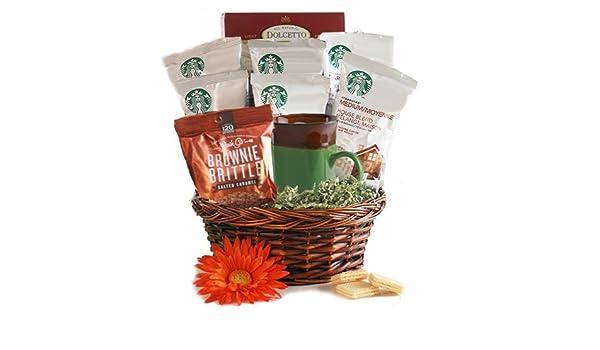 Amazon starbucks coffee starbucks gift basket gourmet amazon starbucks coffee starbucks gift basket gourmet coffee gifts grocery gourmet food solutioingenieria Choice Image