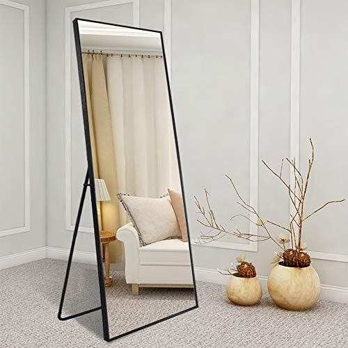 Leafmirror Floor Mirror Full Length Mirror Standing Hanging Mirror Dressing Mirror Wall Mounted Mirror Leaning Against Wall