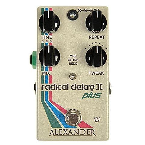 Alexander Pedals Radical Delay v2 (Alexander Delay)
