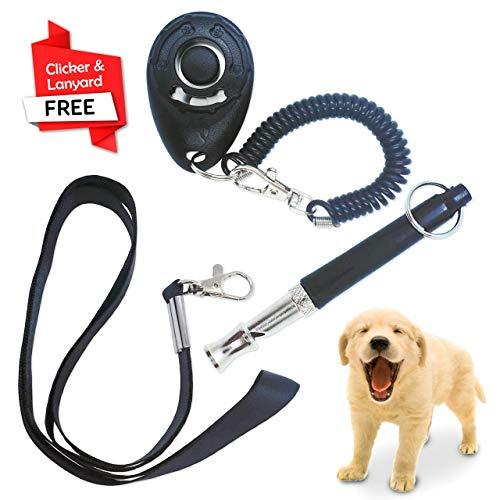 NaturalEssence Dog Whistle Professional Wristband