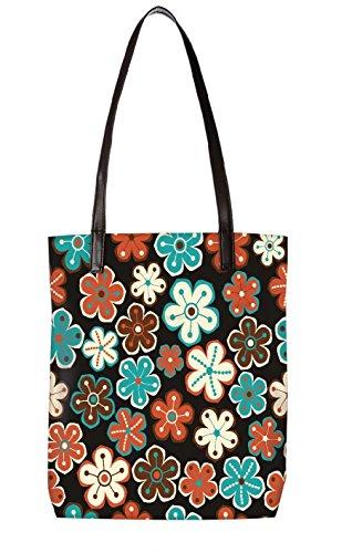 Snoogg Strandtasche, mehrfarbig (mehrfarbig) - LTR-BL-5117-ToteBag