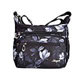 NOTAG Shoulder Bags for Women Nylon Crossbody Bags Waterproof Lightweight Messenger Purses