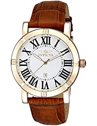 Men's 13971 Specialty Gold-Tone Stainless Steel Watch with 2 Additional Straps
