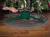 WeatherTech Christmas Tree Mat Cocoa - Heavy-Duty