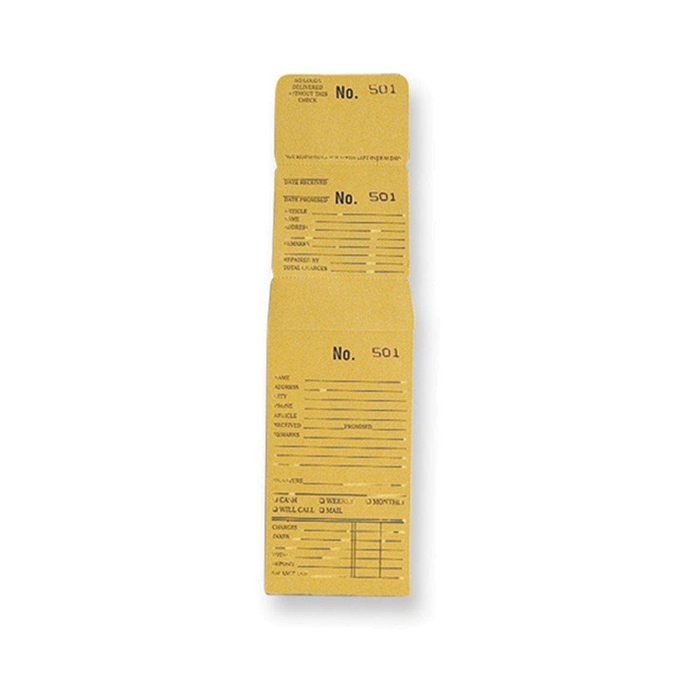 Box/1000 Repair Envelopes (9001-10,000 with lay-away) by Goldia