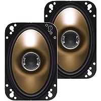 Polk Audio 4X6 Coaxial Speaker 240W Max