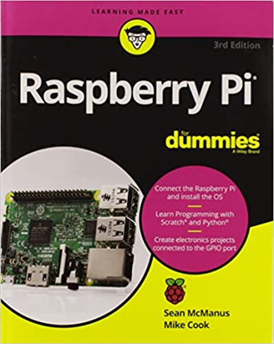 Amazon com: Raspberry Pi For Dummies, 3rd Edition