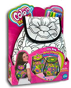 Color Me Mine 38689 - Bolso Urbano (Cife): Amazon.es: Equipaje
