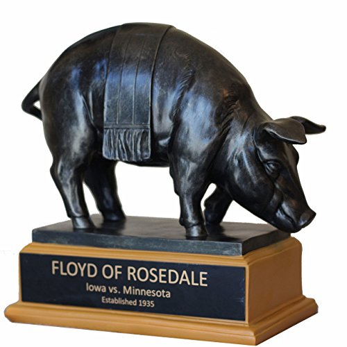 NCAA Minnesota/Iowa Floyd of Rosedale Replica - Rosedale Shops