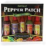 Dat'l Do-it PEPPER PATCH Hot Sauce Gift Set 5flavors 23fl.oz. (680mL)