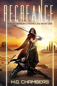 Recreance by H.G. Chambers ebook deal