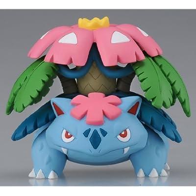 Takaratomy SP-14 Official Pokemon X and Y Mega Venusaur Figure: Toys & Games