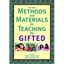 Methods And Materials For Teaching The Gifted