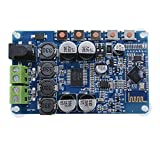 Aideepen 50W + 50W TDA7492P 2x50 Watt Dual Channel Amplifier Wireless Digital Bluetooth 4.0 Audio Receiver Amplifier Board (Blue)