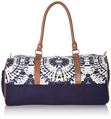 MAX Women's Dyed Duffel Bag with Rolled Handles