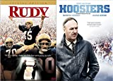 Classic Sports Gems: RUDY/HOOSIERS 2 DVD David Anspaugh Double Feature