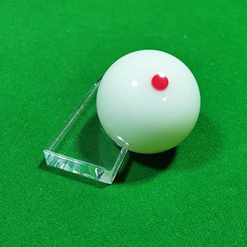 VGEBY1 Soporte para Bola de Billar, Claro Marcador de posición de Bolas de Billar Transparente Tabla de acrílico Almacenamiento de localizador de Bola de Billar: Amazon.es: Deportes y aire libre
