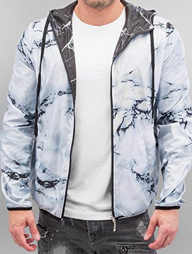 Nero Mezza Marble Uomo Reversible Giacche giacca Vsct Stagione 2in1 Clubwear IxP5wqwCYz