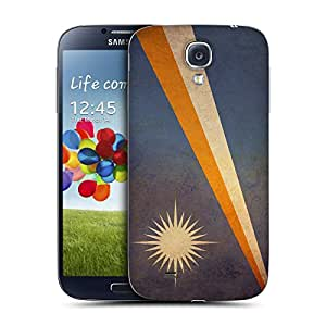 Head Case Designs Marshall Islands Marshallese Vintage Flags Replacement Battery Back Cover for Samsung Galaxy S4 I9500
