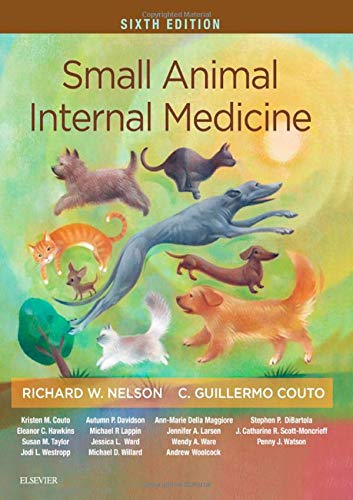 Small Animal Internal Medicine, 6e por Richard W. Nelson DVM,C. Guillermo Couto DVM
