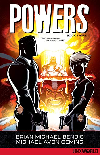 Pdf Graphic Novels Powers Book Three