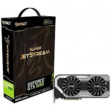 Palit NVIDIA GeForce GTX 1080 x 2560 Core VR Ready Tarjeta ...