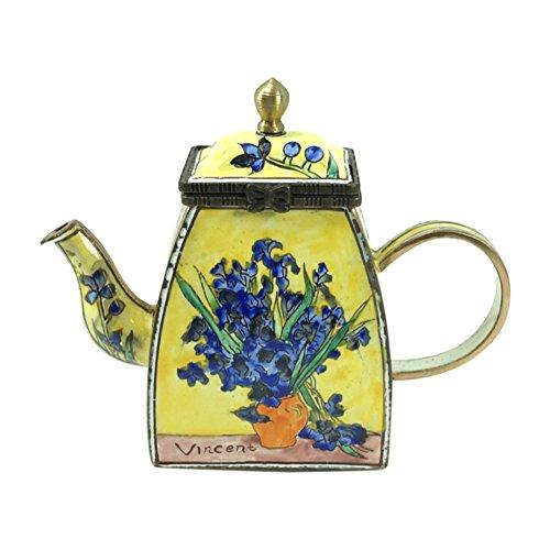 van gogh teapot - 1