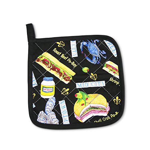 Youngberg & Co New Orleans Po-Boy Pot Holder