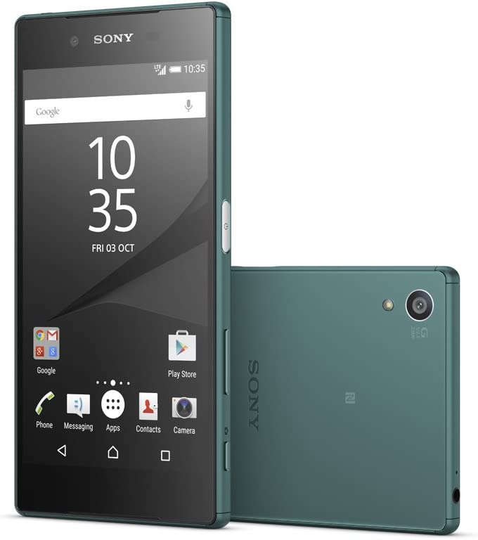 Amazon.com: Sony Xperia Z5 E6653 32GB 4G/LTE International ...