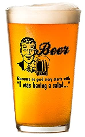 Beer, Because No Good Story Starts With