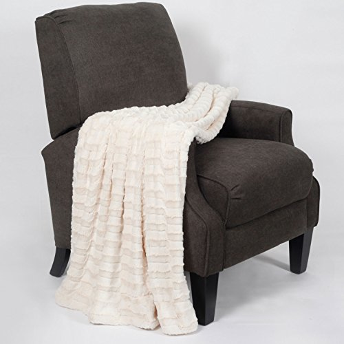 Home Soft Things Saga Throw Couch Cover Sofa Blanket, 50