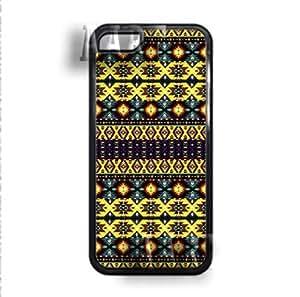 Aztec Geometric Design - iPhone 5C / iPhone 5C / iPhone 5C - Black Case - AArt #0019