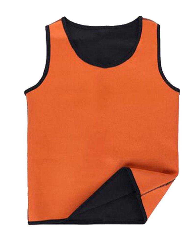 Chaleco Deportivo para Hombres Faja Reductora Adelgazante Neopreno  Camisetas Deportes Fitness Transpiración Quema de Grasa Faja 35ca4038fb2