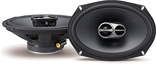 Alpine SPS-619 Coaxial 3-Way Type-S Speaker Set