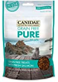CANIDAE Grain Free PURE Taste Treats for Cats With Fresh Salmon, 3 oz
