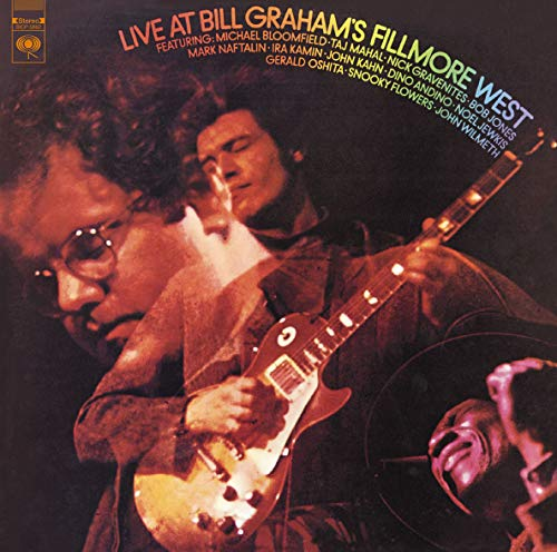 Live At Bill Graham's Fillmore West (Limited/Bonus Track) (Mike Bloomfield Live At Bill Grahams Fillmore West)