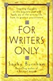 For Writers Only, Sophy Burnham, 0345373170