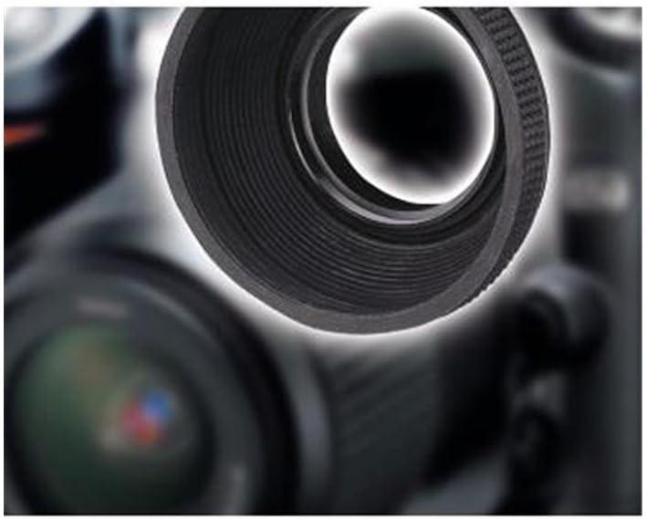 52 mm Rubber Lens Hood for Standard Lenses Hama