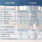 AGPTEK-Camere-dAria-XIAOMI-2-Pezzi-Doppio-Spessore-18-MM-Addensato-Sostituibile-per-XIAOMI-Motorino-M365-2-Stick-per-Pneumatici