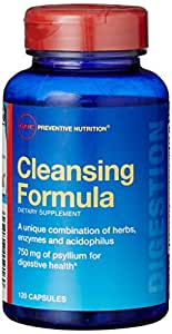 GNC Preventive Nutrition Cleansing Formula