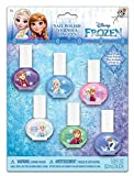 Frozen Nail Polish, 6 Count