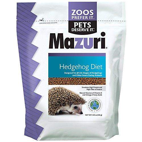 Mazuri Hedgehog Diet, 8 oz Bag